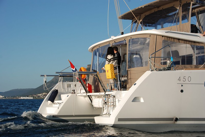 Lagoon 450 (Arctic Princess)  - 2