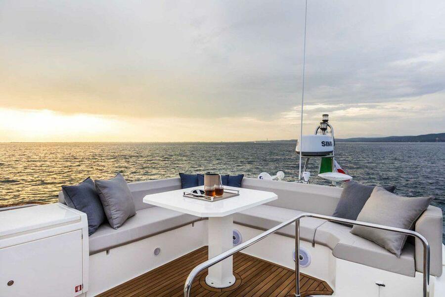 Ferretti Yachts 450 (Lady Esmeralda)  - 2