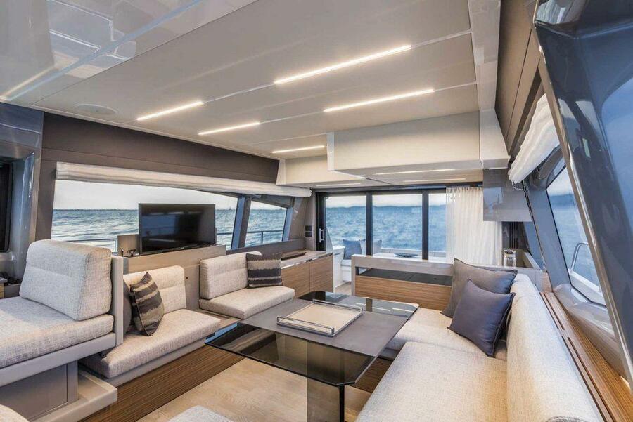 Ferretti Yachts 450 (Lady Esmeralda)  - 3