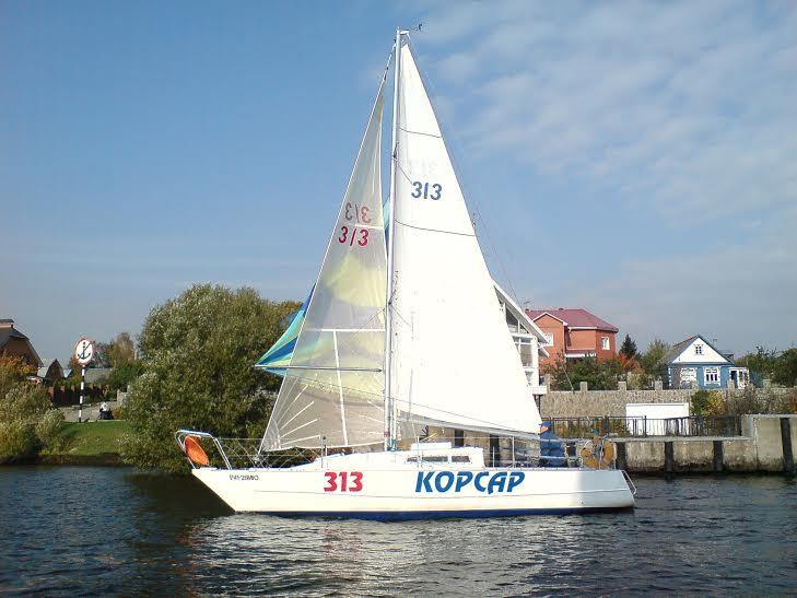 custom built (Korsar)  - 2