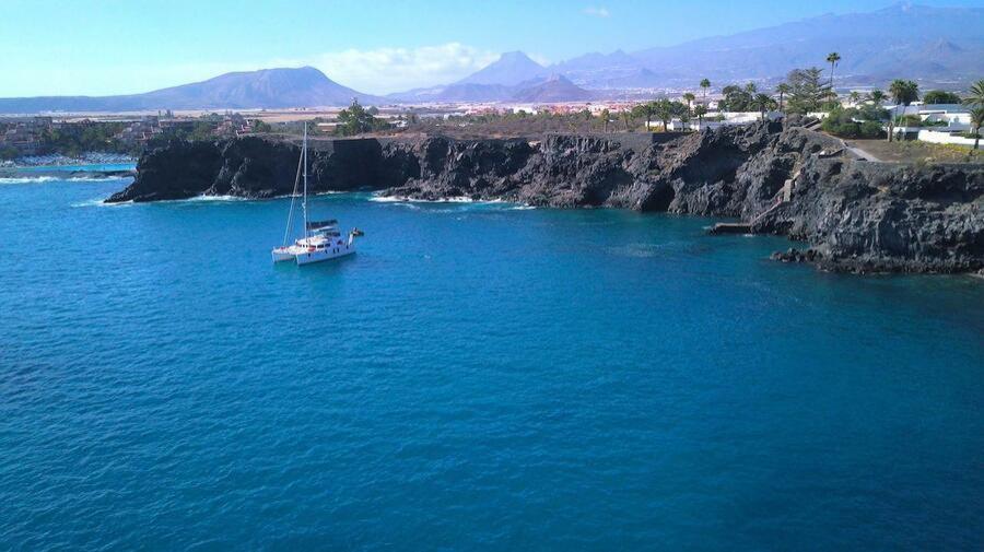 Lagoon 450 (Papillon de Tenerife)  - 14