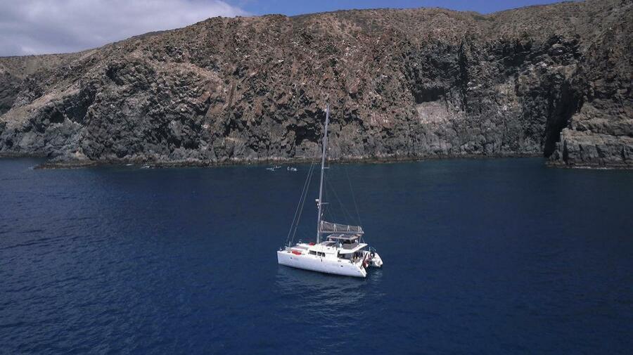 Lagoon 450 (Papillon de Tenerife)  - 15