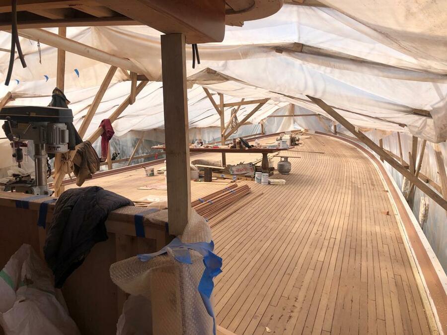 Motor Sailer (Seyhan Hanna)  - 7