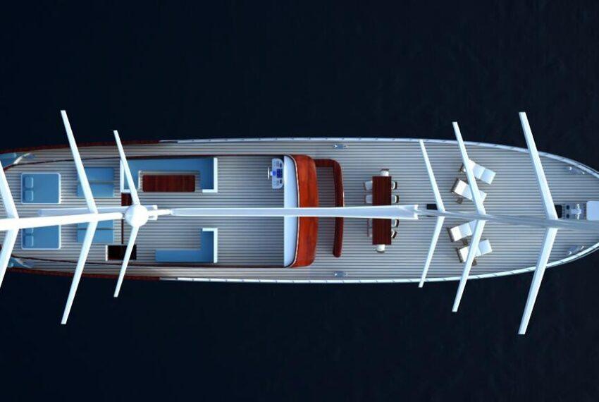 Motor Sailer (Seyhan Hanna)  - 11