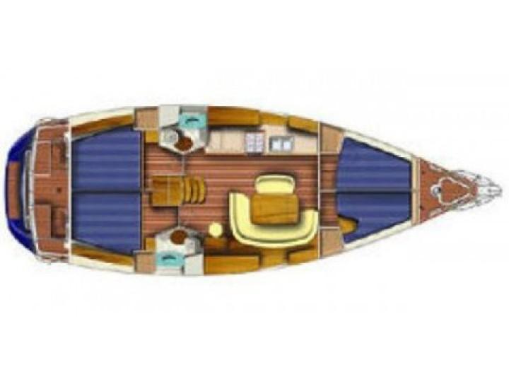 Jeanneau Sun Odyssey 45 (New Karolek)  - 1