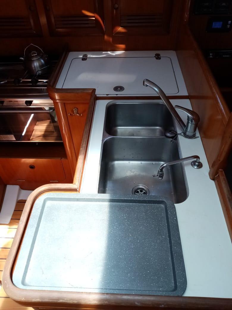 Oceanis clipper 361 (Irma la dolce)  - 5