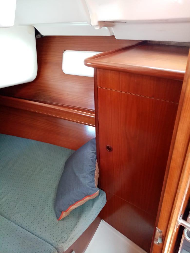 Oceanis clipper 361 (Irma la dolce)  - 14