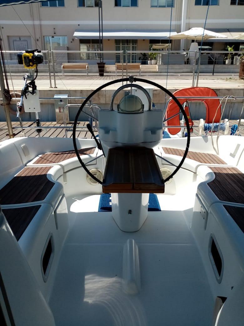 Oceanis clipper 361 (Irma la dolce)  - 17