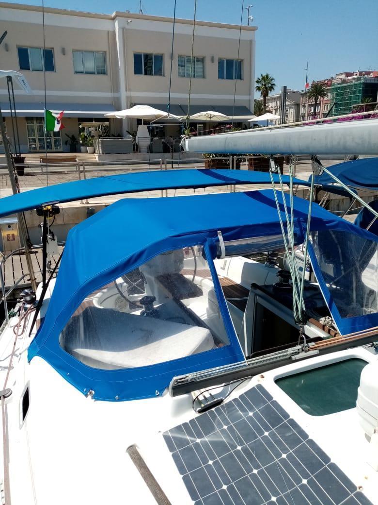 Oceanis clipper 361 (Irma la dolce)  - 18