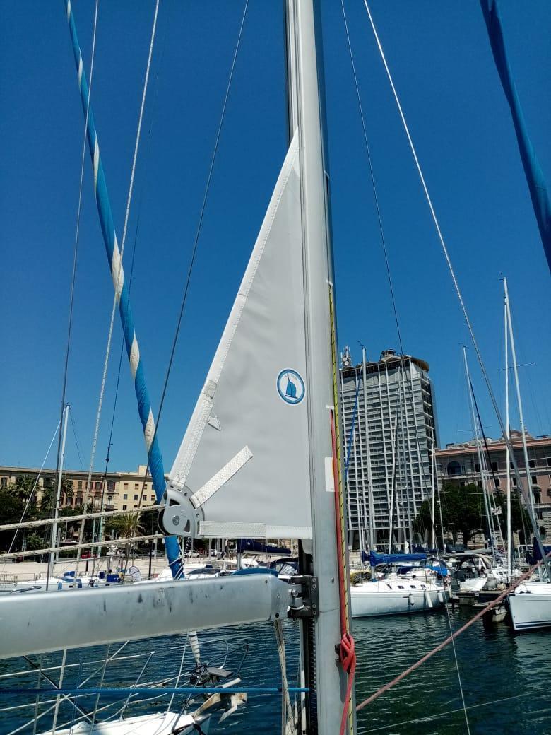 Oceanis clipper 361 (Irma la dolce)  - 19