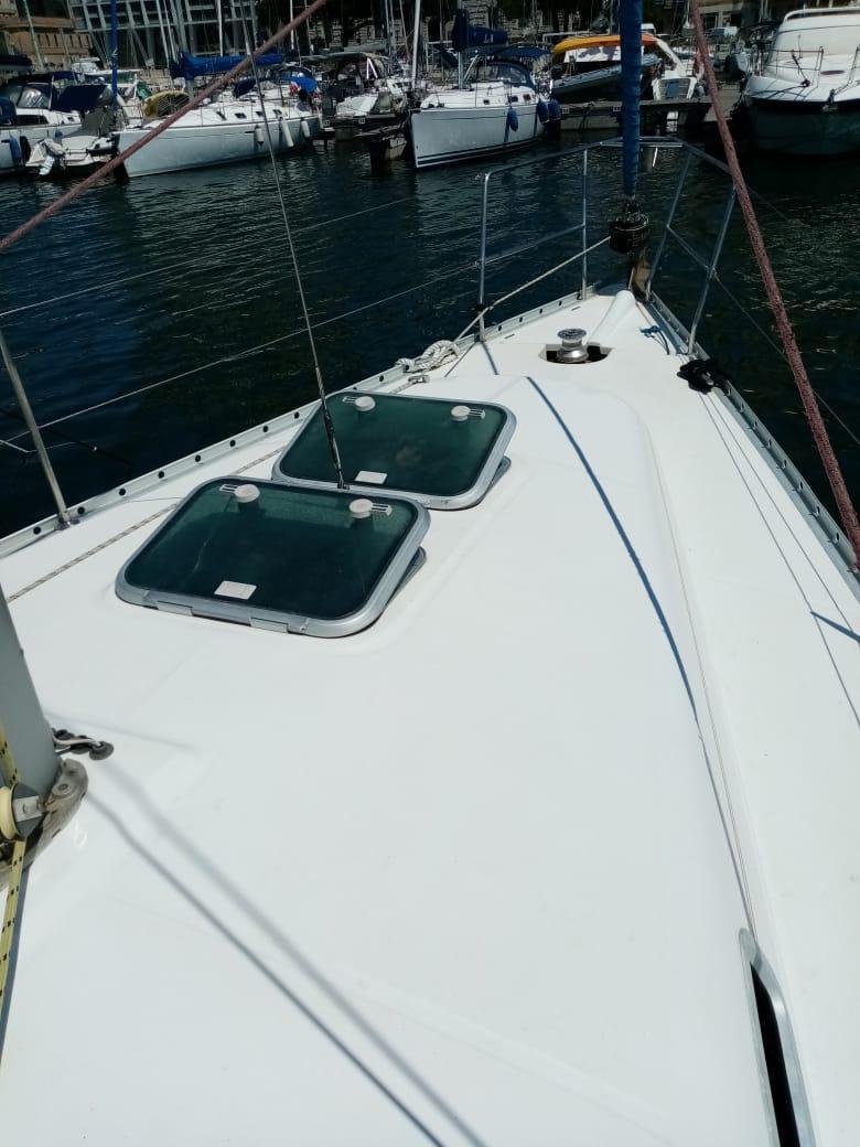 Oceanis clipper 361 (Irma la dolce)  - 21