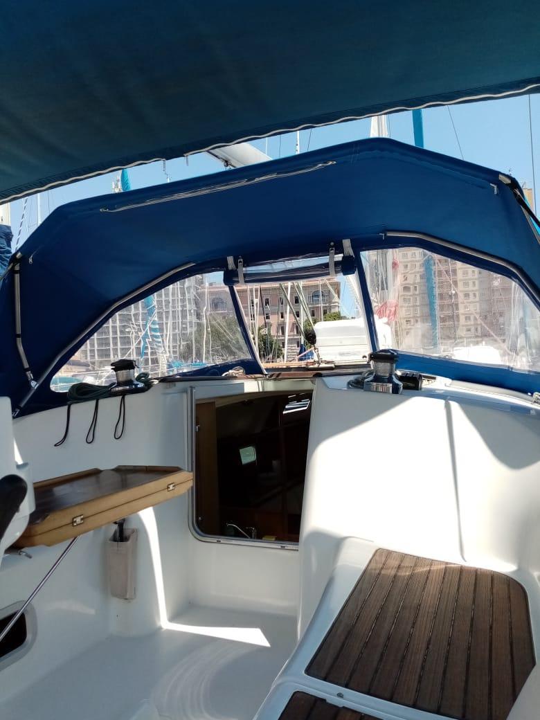 Oceanis clipper 361 (Irma la dolce)  - 22
