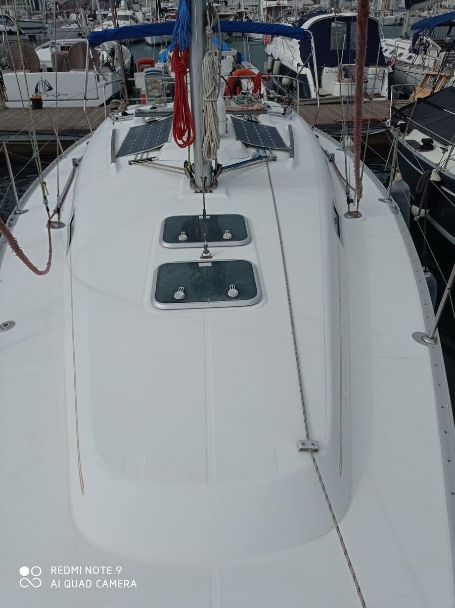 Oceanis clipper 361 (Irma la dolce)  - 24