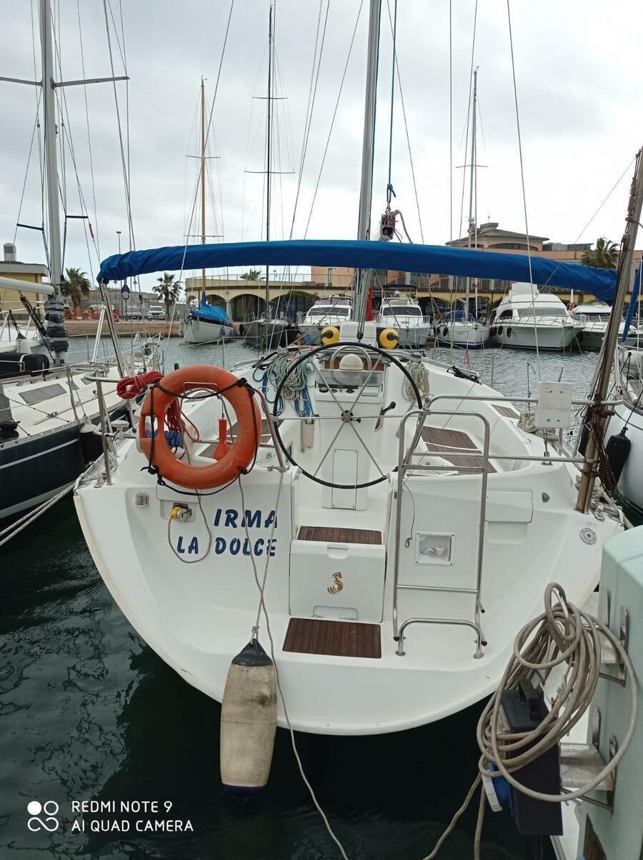 Oceanis clipper 361 (Irma la dolce)  - 25