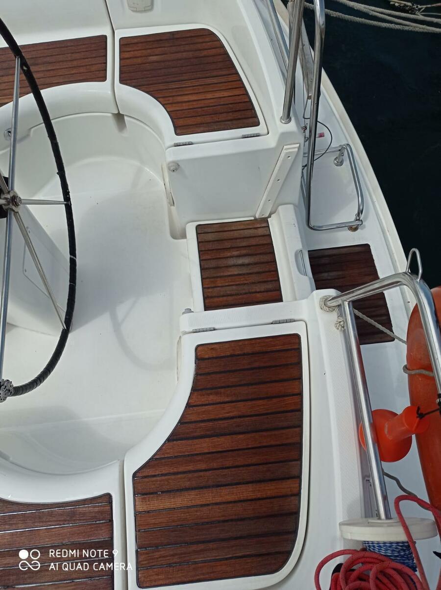 Oceanis clipper 361 (Irma la dolce)  - 26