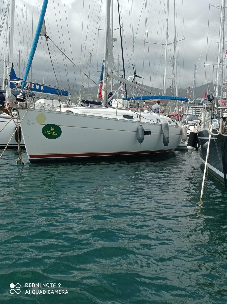 Oceanis clipper 361 (Irma la dolce)  - 0
