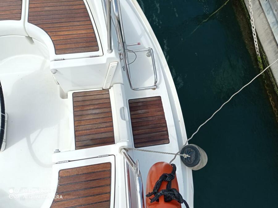 Oceanis clipper 361 (Irma la dolce)  - 28