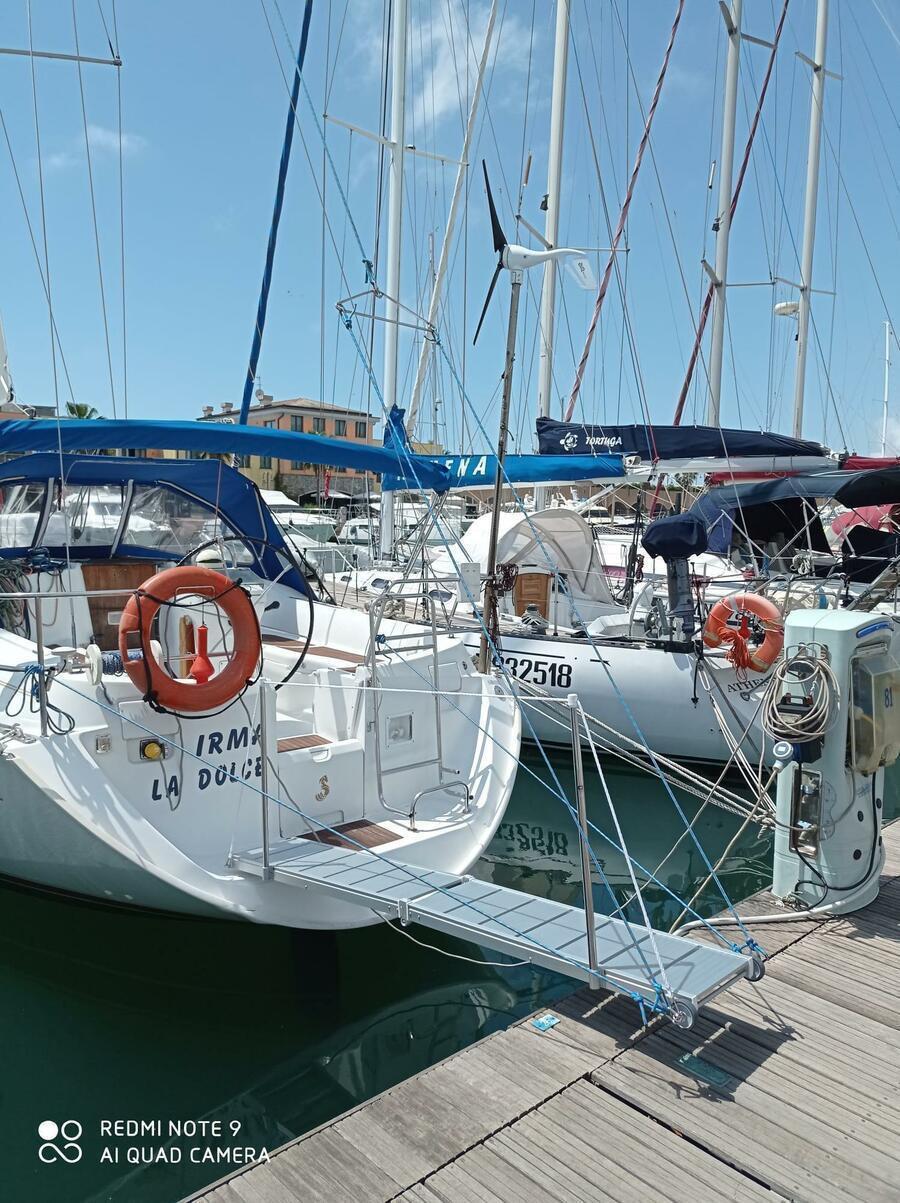Oceanis clipper 361 (Irma la dolce)  - 29