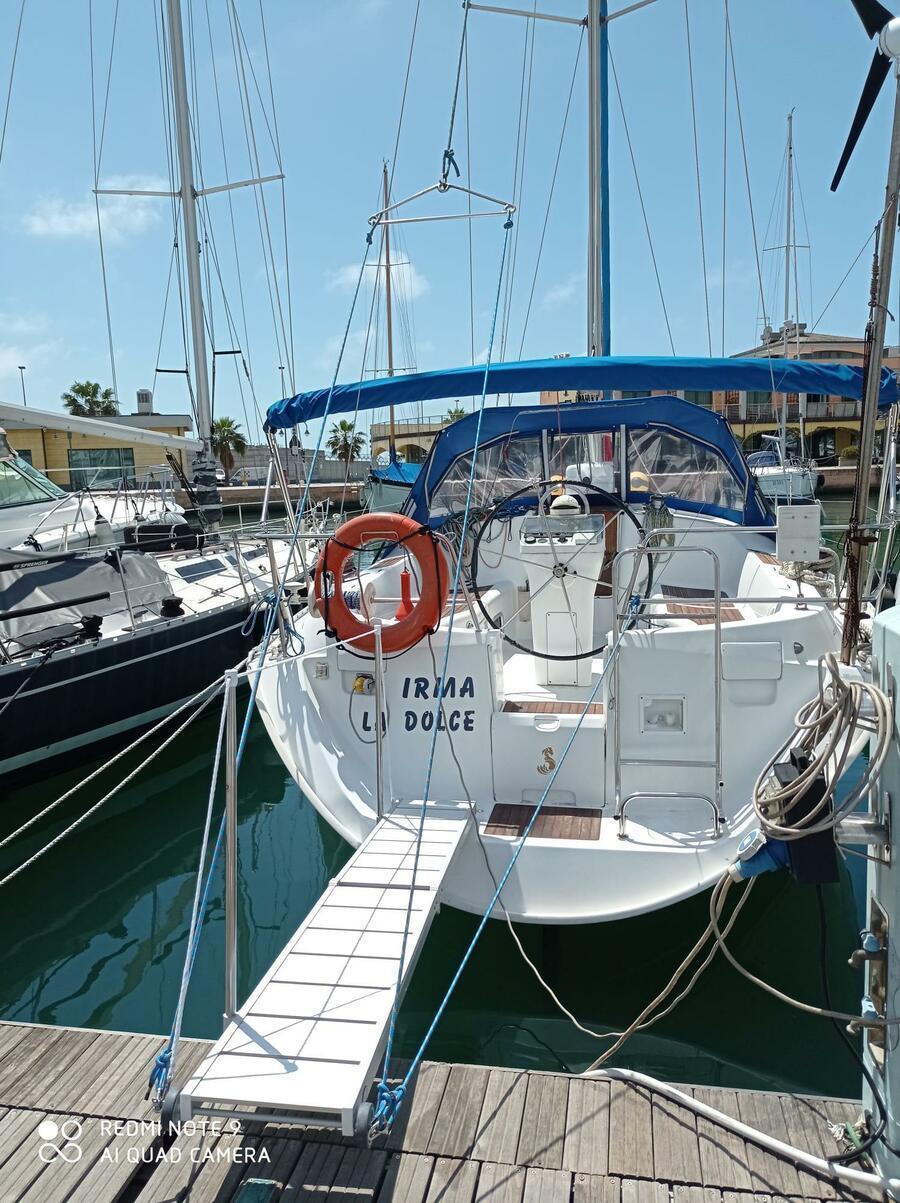 Oceanis clipper 361 (Irma la dolce)  - 30