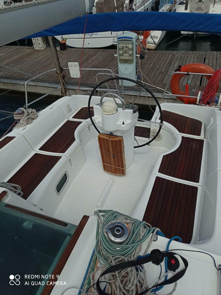 Oceanis clipper 361 (Irma la dolce)  - 31