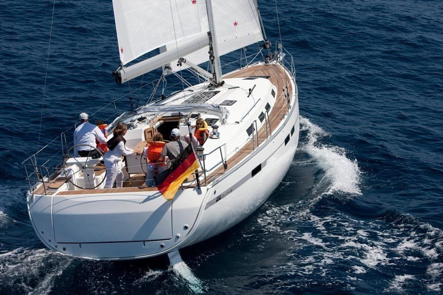 Bavaria 45 Cruiser (iBulut) Sailing - 4