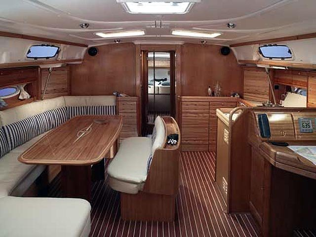 Bavaria 50 Cruiser (S/Y Queen Rania) Interior image - 3