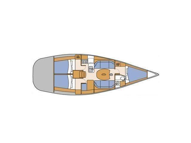 First 40.7 (Enif) Plan image - 14