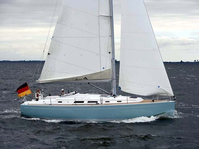 Hanse 400 (Kumatos Anthos) Main image - 10