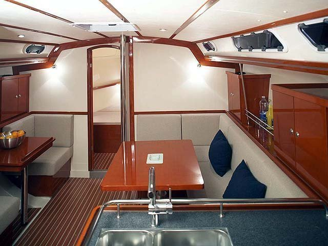 Hanse 400 (Kumatos Anthos) Interior image - 9