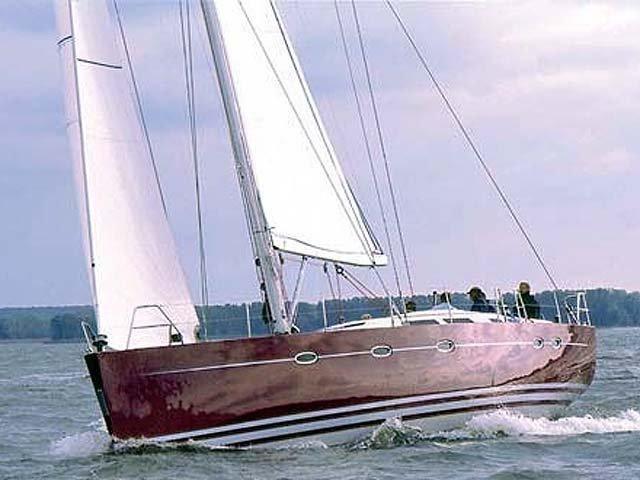 Hanse 531 (Aurelia) Main image - 0
