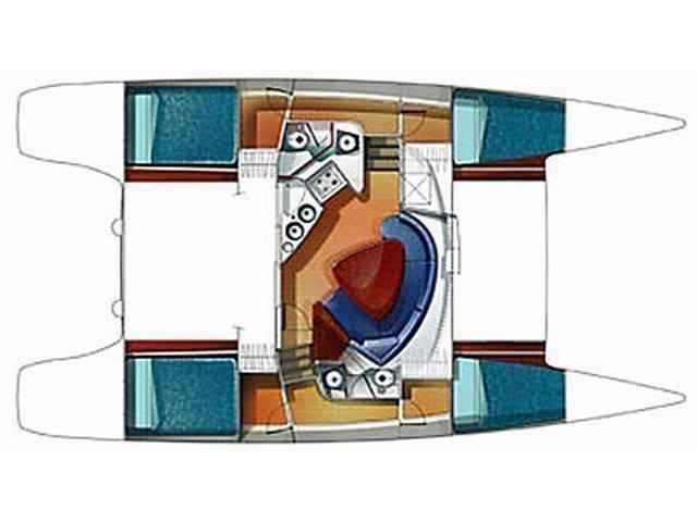 Lavezzi 40 (EC- LAV-04-I) Plan image - 1