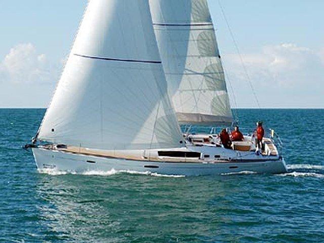 Oceanis 390 (Chiruca Dos (Majorca)) Main image - 4