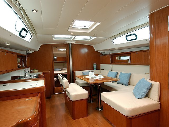 Oceanis 43 (Silly Shark (GND)) Interior image - 16