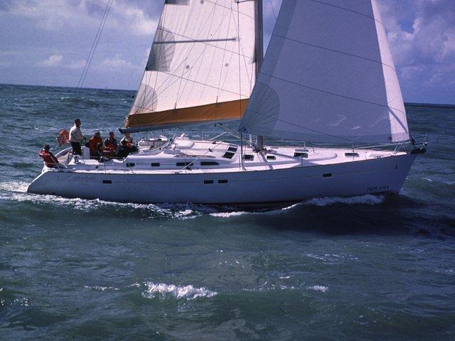 Oceanis 473 (Lullaby) Main image - 11