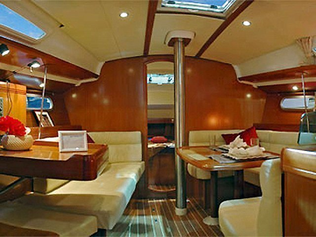 Sun Odyssey 39i (Foolish pleasure) Interior image - 1