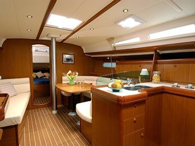 Sun Odyssey 42i (Imagine) Interior image - 1