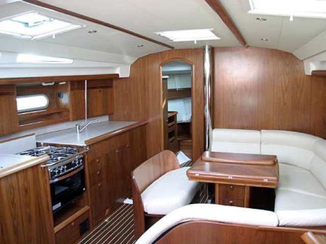 Sun Odyssey 45.2 (Old Trustworty) Interior image - 2