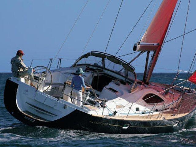 Sun Odyssey 49 DS (Sea Dancer) Main image - 28