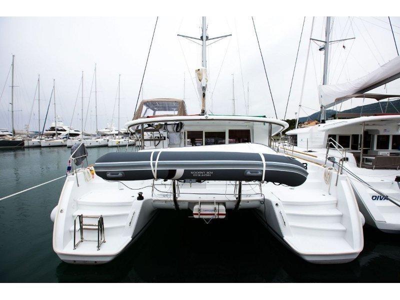 Lagoon 400 S2 (Giselle)  - 9