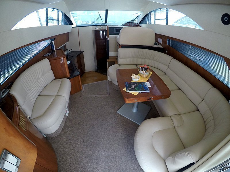 Fairline Phantom 40 (Fair Play (Jet ski - option with extra charge)) Interior image - 1