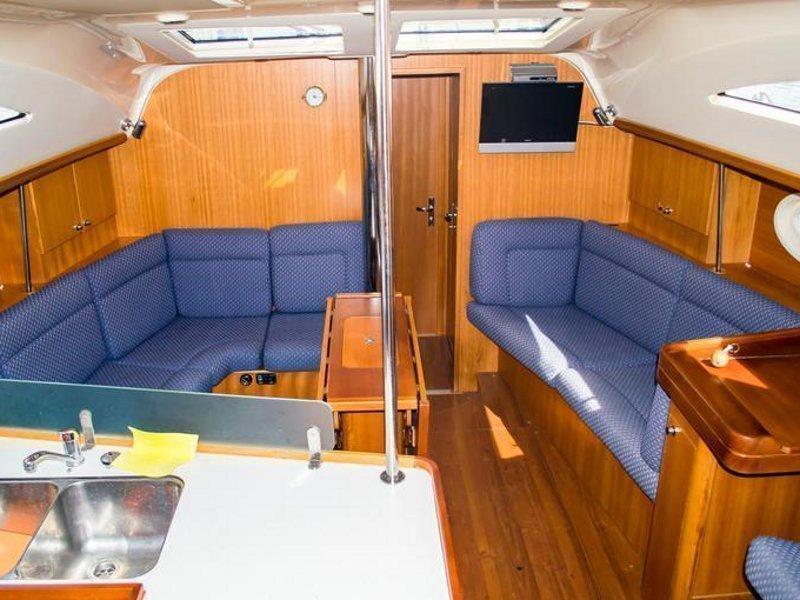 Elan 434 Impression (Jordan (sails 2015)) Interior image - 1