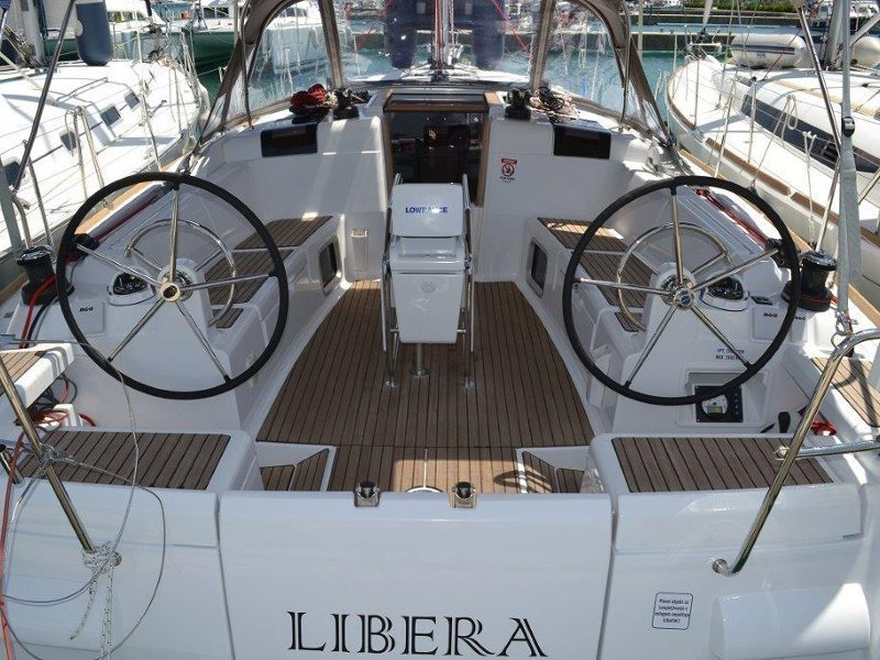 Sun Odyssey 439 (Libera)  - 3