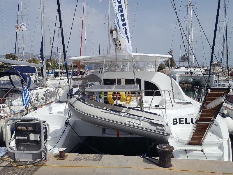 Lagoon 380 S2 (Beluga)  - 5