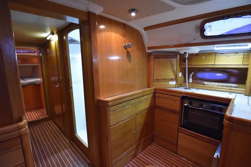 Bavaria 50 Cruiser (TONINA)  - 14