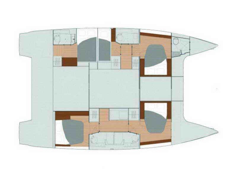 Saona 47 (Lucky Alexandra) Plan image - 1