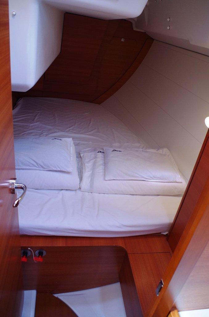 Dufour 350 GL (Pape) Cabin - 12