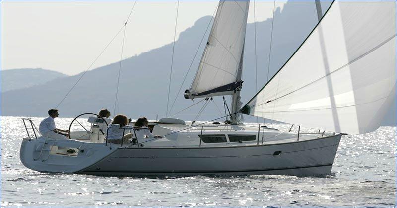 Sun Odyssey 32 i (Charoula)  - 4