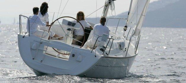 Sun Odyssey 32 i (Charoula)  - 2