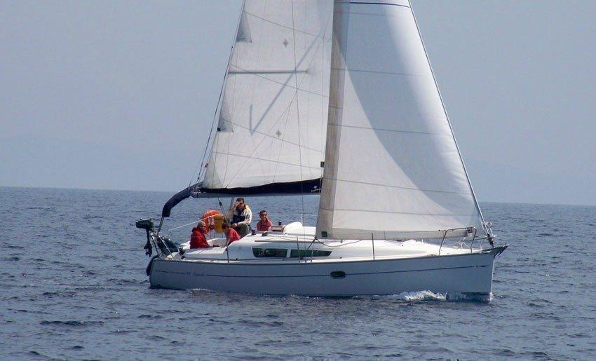 Sun Odyssey 32 i (Charoula)  - 6