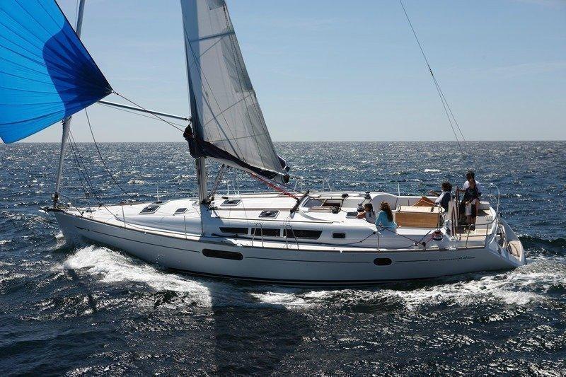 Sun Odyssey 44 i (Stavros)  - 20